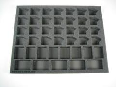 "1"" Games Workshop Troop Tray - Tau"