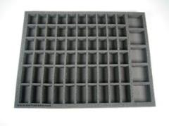 "1"" Games Workshop Troop Tray - Witch Hunters/Daemons/Inquistion"