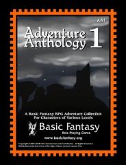 Adventure Anthology #1