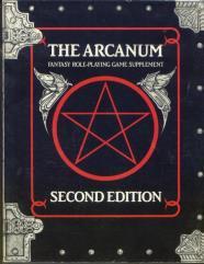Arcanum, The (2nd Edition)