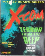X-COM - Terror from the Deep Strategy Guide