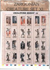Creature Set #11 - Undead #2