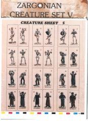 Creature Set #5 - Undead #1