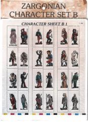 Character Sheet B
