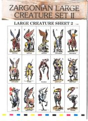 Large Creature Set #2 - Mythical Creatures #2
