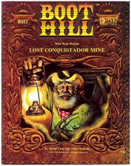 Lost Conquistador Mine