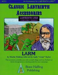 Labyrinth Lord - The Village of Larm (1st Printing)
