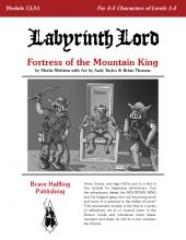 Labyrinth Lord - Fortress of the Mountain King (2nd Printing)