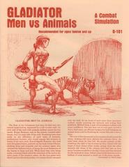 Gladiator - Men vs. Animals