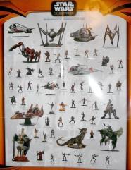 Bounty Hunters Promo Poster Checklist