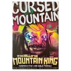 In the Hall of the Mountain King - Cursed Mountain Expansion