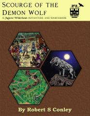 Scourge of the Demon Wolf