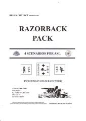 Break Contact! #4 - Razorback Pack
