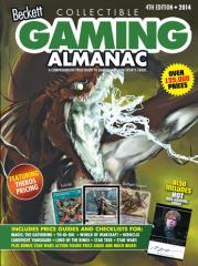 2014 Beckett Collectible Gaming Almanac