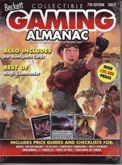 2017 Beckett Collectible Gaming Almanac