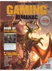 2018 Beckett Collectible Gaming Almanac