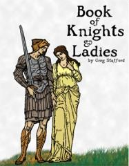 Book of Knights & Ladies (Reprint Edition)