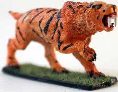 Saber Tooth Tiger #1