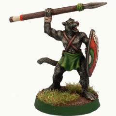 Panthera Tribe - Jaguar Javelin Unit