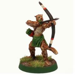 Panthera Tribe - Jaguar Archer Unit