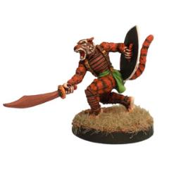 Panthera Tribe - Tiger Swordsman Unit