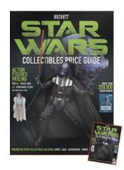 Star Wars Collectibles Price Guide