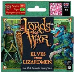 Elves vs. Lizardmen