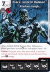 Black Lantern Batman - Blackest Knight