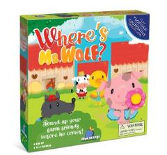 Where's Mr. Wolf