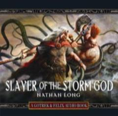 Slayer of the Storm God - Audio Book