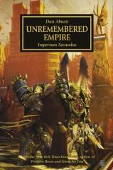 Horus Heresy, The #27 - The Unremembered Empire