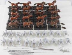 Zulu Wars - British Cavalry Collection #1