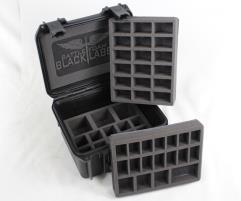 Black Label X-5 Case w/Standard Foam Tray Load Out