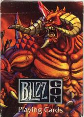 BlizzCon 2005 Playing Cards