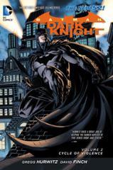 Batman - The Dark Knight Vol. 2 - Cycle of Violence