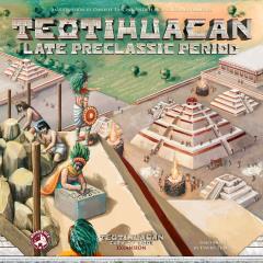Teotihuacan - Late Preclassic Period