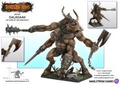 Galagaak - Ox-Gore of the Darkwald