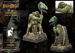 Ornung - Bone Orc Shaman