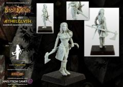 Aethelglyth - Warrior-Maiden of Mercia