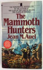 Earth's Children Series #3 - The Mammoth Hunters