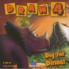 Draw 4 - Dig for Dinos!