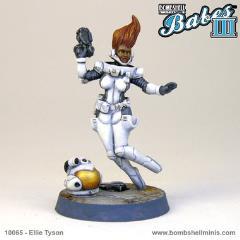 Ellie Tyson - Space Ranger