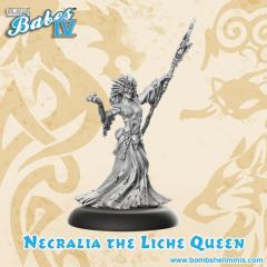 Necralia the Liche Queen