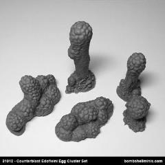 Edo Egg Clusters Set