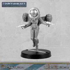 GDF Sally Starfield - Space Ace