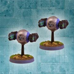 Aggressors w/Gamma Disruptors