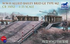 WWII Allied Bailey Bridge Type M2