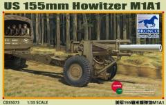 U.S. 155mm Howitzer M1A1