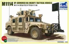 M1114 Up-Armored HA (Heavy) Tactical Vehicle