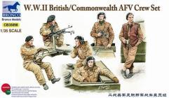 British/Commonwealth AFV Crew Set
